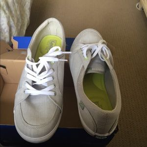 Keds Vollie Drizzle (Gray)